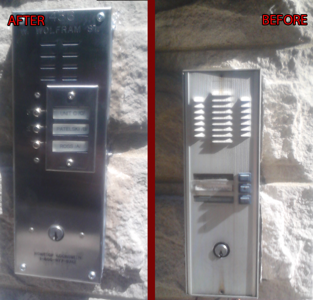 Building Intercom Installation