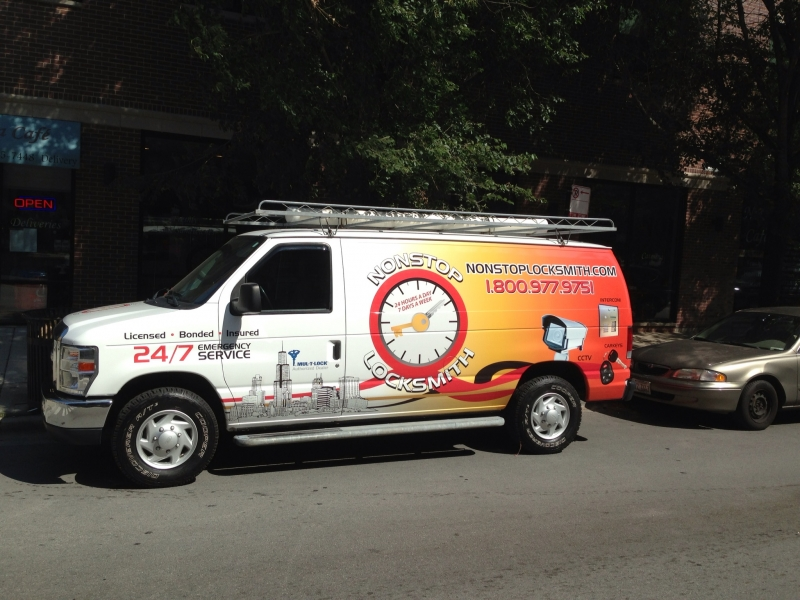 New Addition to NONSTOP Locksmith Fleet