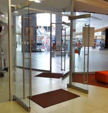 Glass Aluminum Door