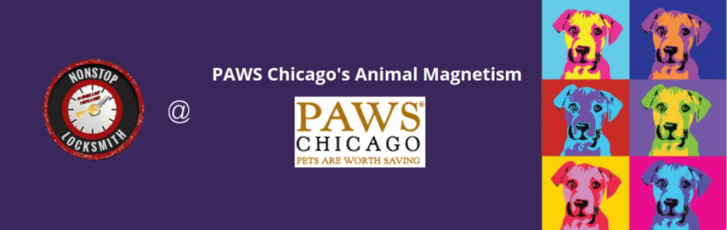 Nonstop Locksmith and Paws Chicago