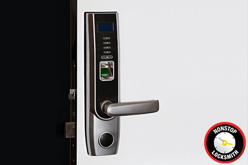 Best Fingerprint Door Locks | Nonstop Locksmith
