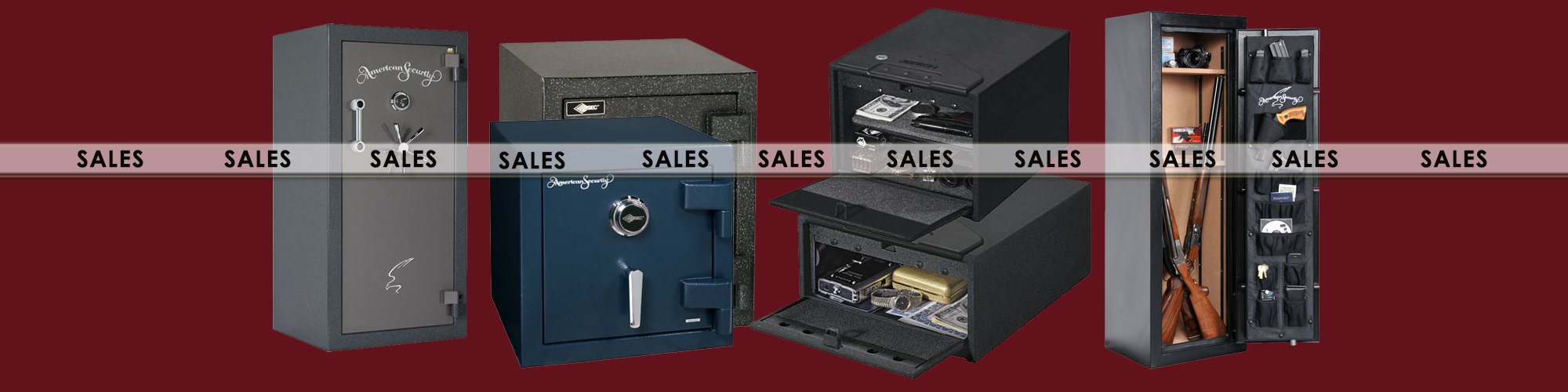 STOREWIDE SALES OF GUN SAFES